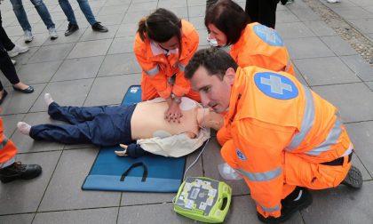 """Con la """"Bianca"""" impari a usare il defibrillatore"""