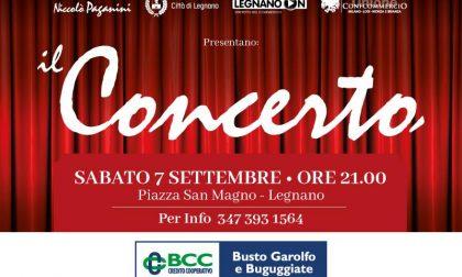 """""""Il Concerto"""" della scuola di musica Paganini a Legnano"""