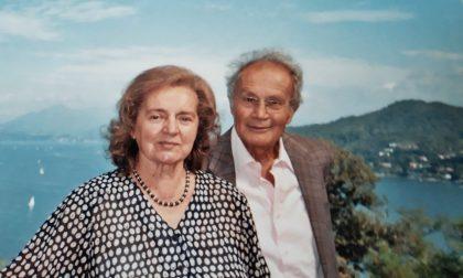 Aldo e Teresina Tronconi sposi da 60 anni