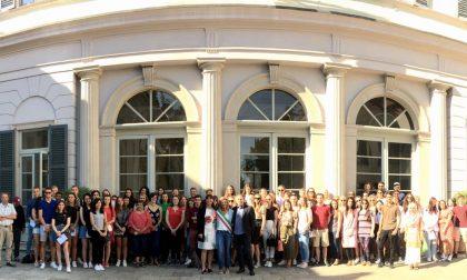 Il benvenuto di Castellanza agli studenti stranieri della LIUC