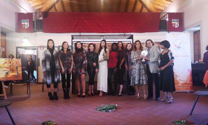 Moda e arte in Truffini con Narda Martinez