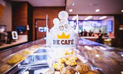 Pogliano Milanese, da Burger King apre il primo BK Café d'Europa
