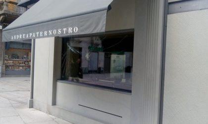 Colpo fallito alla gioielleria AndreaPaternostro a Legnano