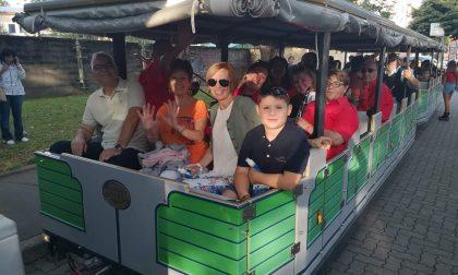 Fiera di San Vittore Olona: un successo con trenini, giochi e tradizione FOTO