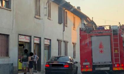 Anziana cade in casa: salvata dai pompieri