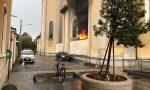 Denunciato il piromane che ha appiccato il fuoco in chiesa