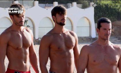 Un giovane di Legnano a Temptation Island VIP 2019