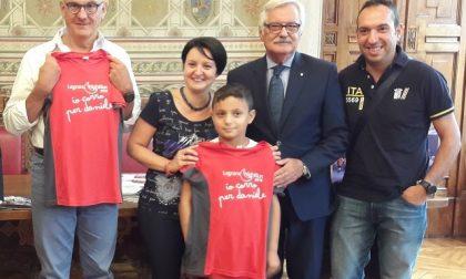 Tremila per Daniele, la Legnano night run sostiene la ricerca