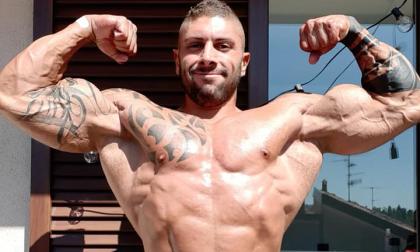 Bodybuilder varesino morto in un b&b a Padova: aveva solo 23 anni