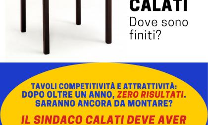 """""""Tavolo della competitività, Calati ha perso le istruzioni"""""""