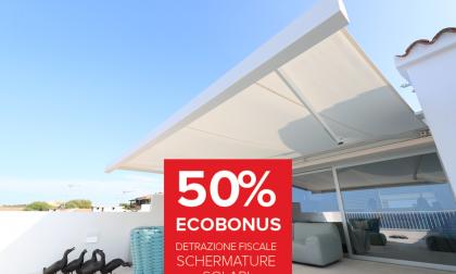 Ecobonus sulle schermature solari fino a dicembre: le modalità per accedervi ed i vantaggi