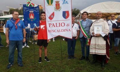 Palio di Rescaldina: al via la sfilata storica FOTO