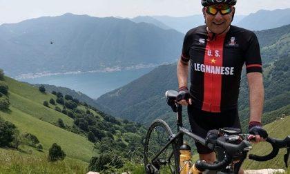 In sella per vincere il tumore: Paolo Ferrè si racconta