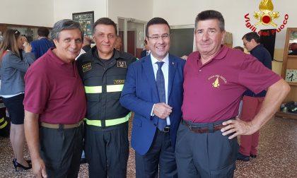 Il Sottosegretario di Stato in visita al Comando di Varese FOTO
