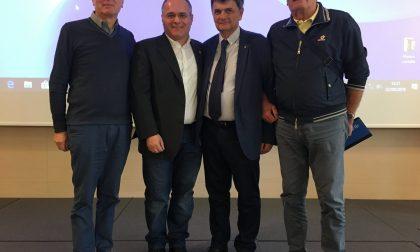 Squadre di pallavolo della provincia di Varese premiate a Saronno FOTO