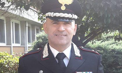 Alfonso Falcucci nuovo comandante carabinieri Compagnia di Legnano
