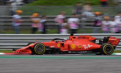 Gran Premio, la Ferrari in pole position