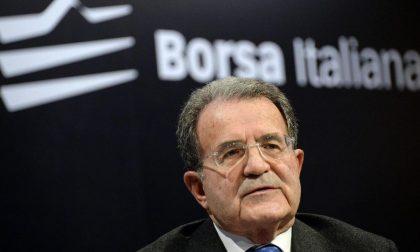 Romano Prodi a Uboldo per l'apertura di Deles Academy