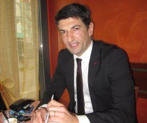 Il registra saronnese Luciano Silighini Garagnani alla serata dedicata a Stallone
