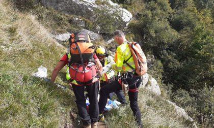 Trail Grigne Sud, feriti due concorrenti, uno è grave