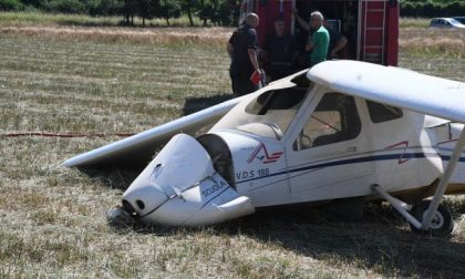 Cade aereo ultraleggero a Bergamo, muore ragazza di 15 anni