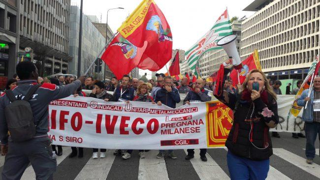 Cnh Inudstrial di Pregnana Milanese: giovedì 31 nuovi scioperi - Settegiorni - Settegiorni