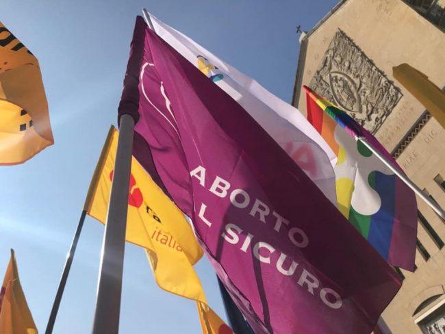 campagna aborto al sicuro
