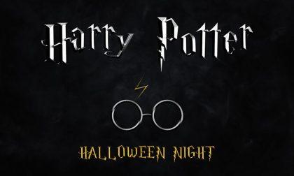 Harry Potter vola al Salice di Legnano per Halloween