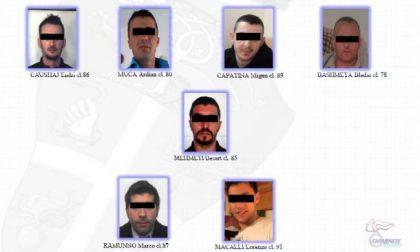 Sgominata dai Carabinieri la banda delle slot: nove arresti