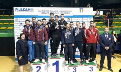 JKS Castano è medaglia di bronzo nazionale