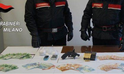 Armi, droga e soldi falsi a Rho: arrestati padre e figlio, denunciata la zia