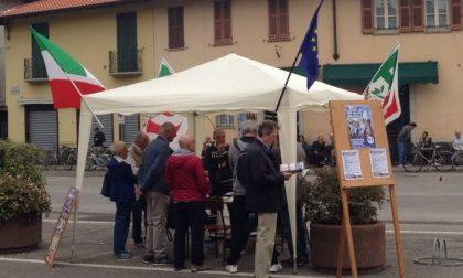 """""""Un'Italia più verde, giusta e competitiva"""": il Pd di Cuggiono in piazza"""