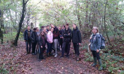 Istituto Torno, importanti lezioni di ecologia e biodiversità - FOTO