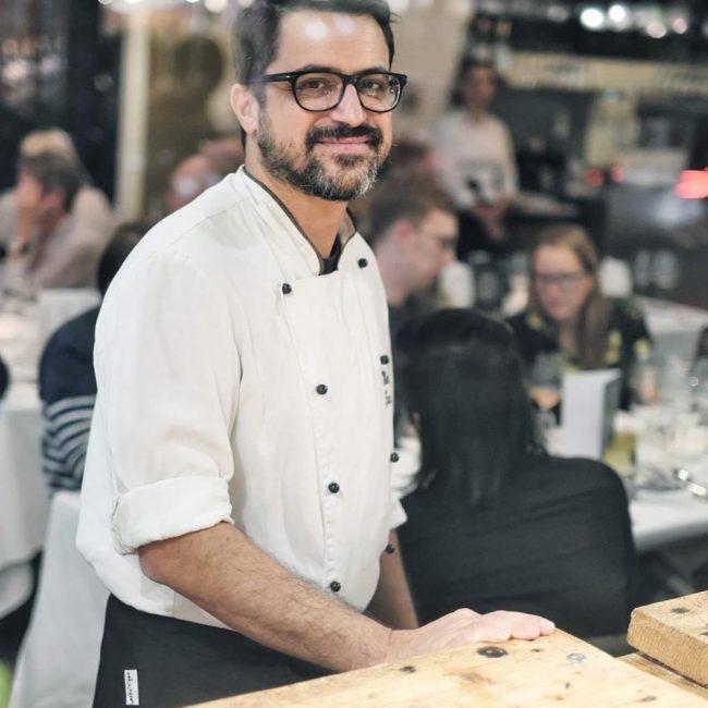 Marco Serra Chef
