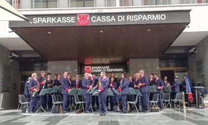 Festa dell'Uva a Merano: la Banda S. Stefano tra i protagonisti - FOTO