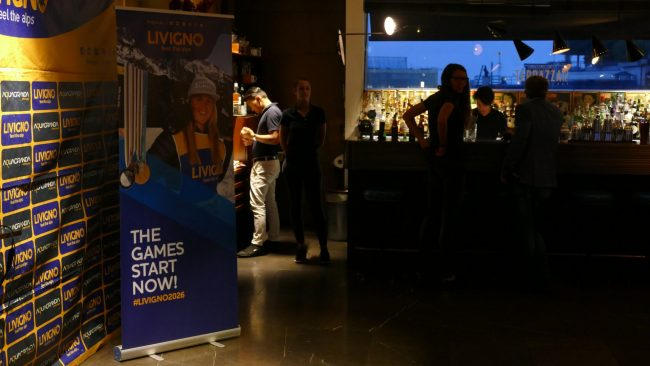 """A Livigno """"The Games Start Now"""", pronti per il 2026"""