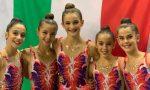 Le ginnaste Kinesis in Finale Nazionale al Campionato d'Insieme Gold