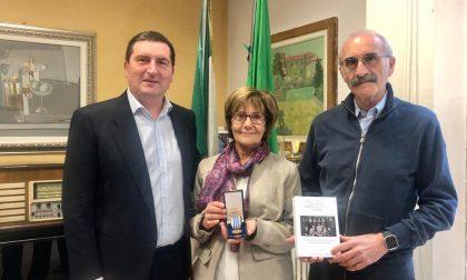 Medaglia d'Onore al Sangiorgese Antonio Vignati