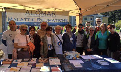 6000 Passi di Salute, Legnano in marcia contro le malattie reumatiche FOTO