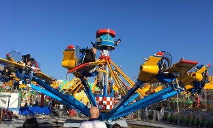 Torna il Luna Park a Legnano, tra i più antichi e grandi d'Italia