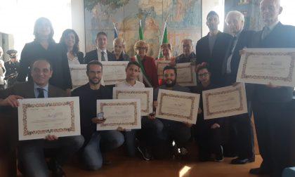 Giornata della Riconoscenza Civica a Cerro, ecco i premiati - FOTO