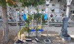 Troppi furti: al cimitero di Venegono arrivano le gettoniere