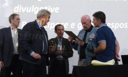 Pienone al Grassi per la storica serata con l'astronauta dell'Apollo 15