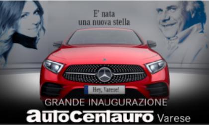 Autocentauro, Calà e Chiabotto per la nuova stella Mercedes a Gazzada