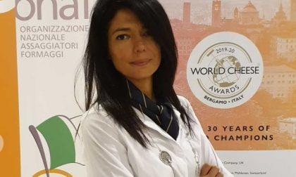 "Valentina Bergamin da Cantalupo è ""Miglior assaggiatore d'Italia 2019"""