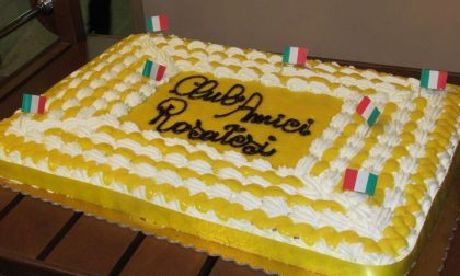 Il Club Amici Rosatesi festeggia i 55 anni