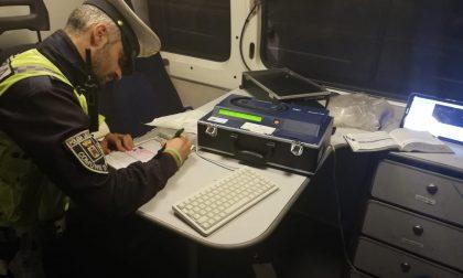 Polizia Locale: controlli stradali a Saronno