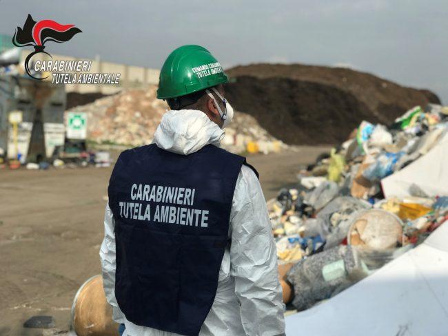 Tonnellate di rifiuti speciali