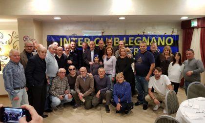 Mario Corso alla cena dell'Inter club di Legnano FOTO
