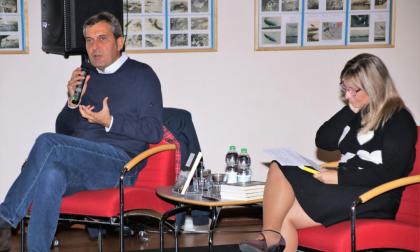 Il giornalista Mario Calabresi conquista Tradate